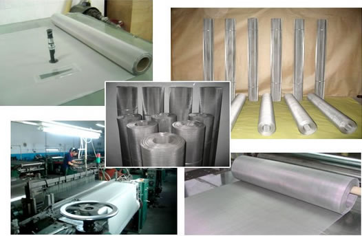 Woven Stainless Steel Hardware Cloth